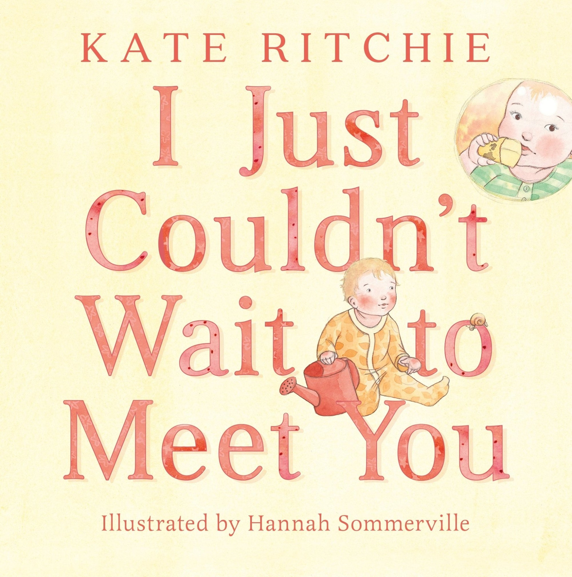 I Just Couldn't Wait to Meet You - Books - Hugs For Kids