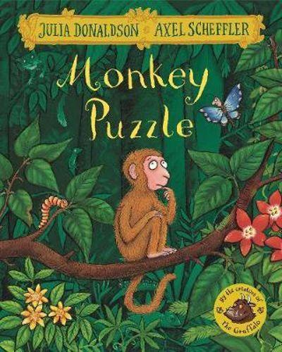 Monkey Puzzle - Books - Hugs For Kids