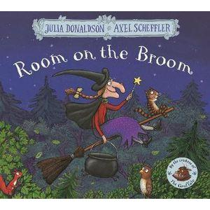 Room on the Broom - Books - Hugs For Kids