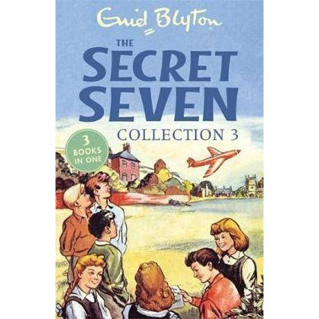 Secret Seven Col 3 - Books - Hugs For Kids