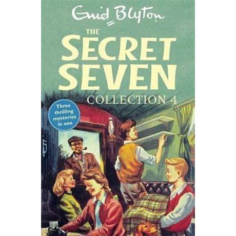 Secret Seven Col 4 - Books - Hugs For Kids