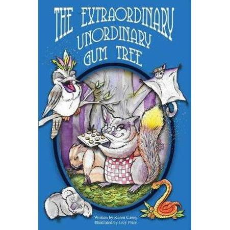 The Extraordinary Unordinary Gum Tree - Books - Hugs For Kids