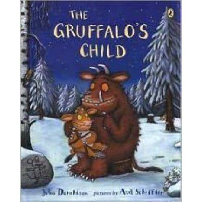 The Gruffalos Child Paperback - Books - Hugs For Kids