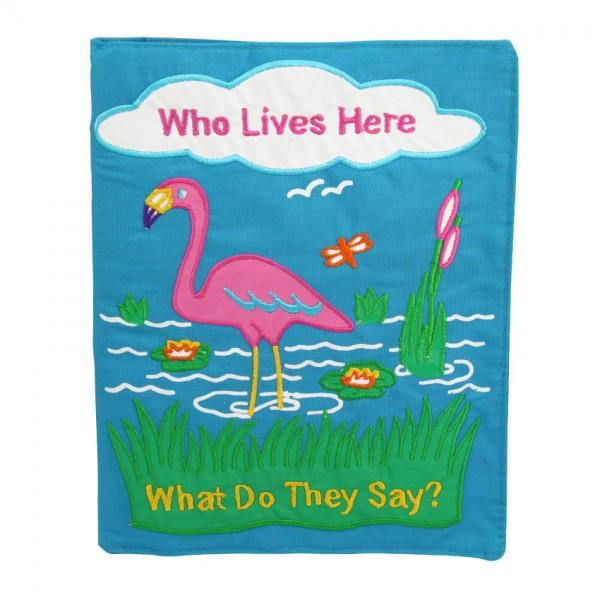 Who Lives Here - Books - Hugs For Kids