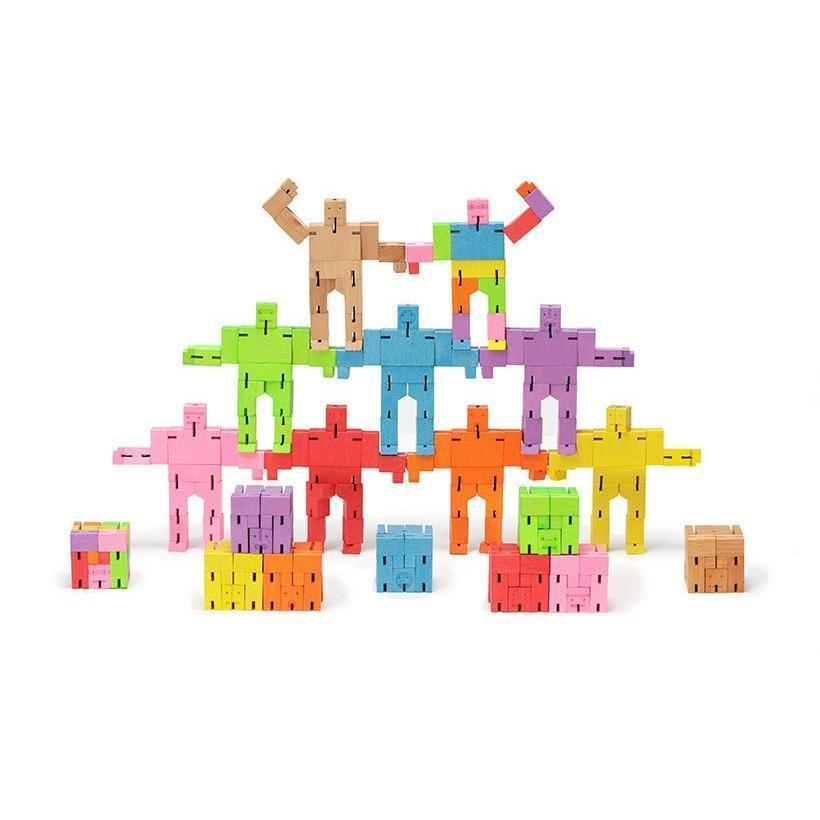 Cubebot - Micro - David Weeks - Hugs For Kids