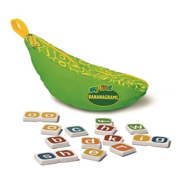 Bananagrams, my First - Family Games - Hugs For Kids