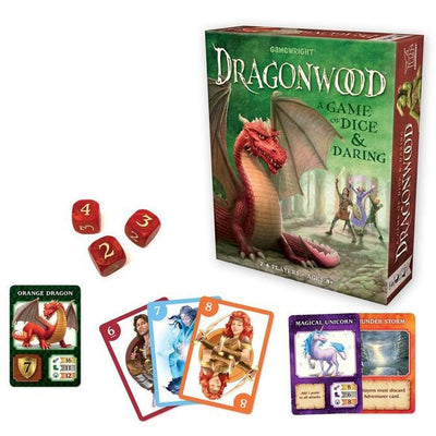 Dragonwood Game - Family Games - Hugs For Kids
