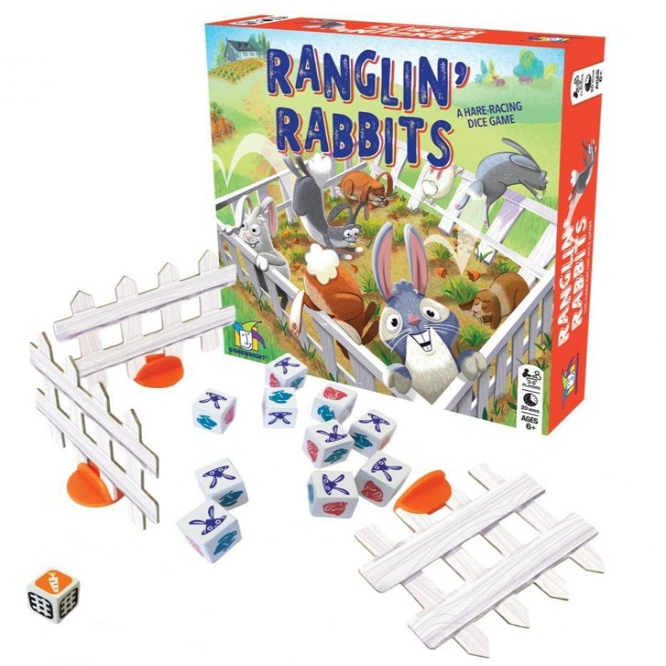 Ranglin Rabbits - Family Games - Hugs For Kids
