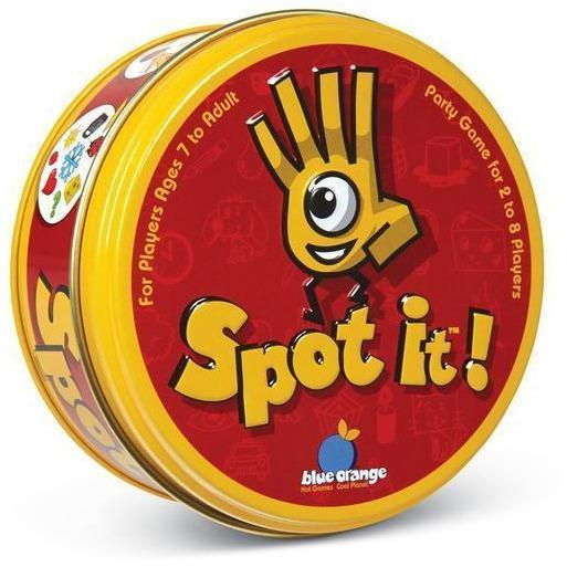 Spot It - Family Games - Hugs For Kids