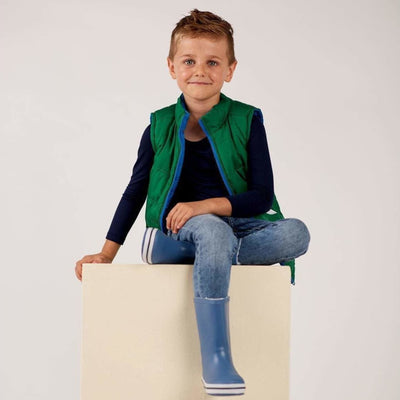 Reversible Vest - French Soda - Hugs For Kids