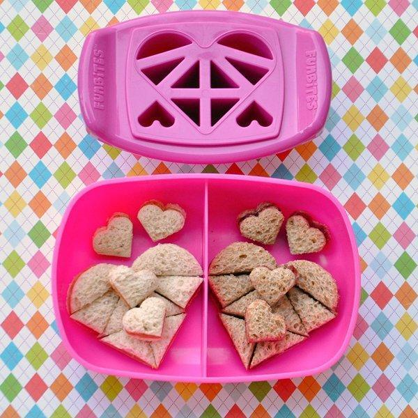 FunBites Sandwich Cutter - FunBites - Hugs For Kids