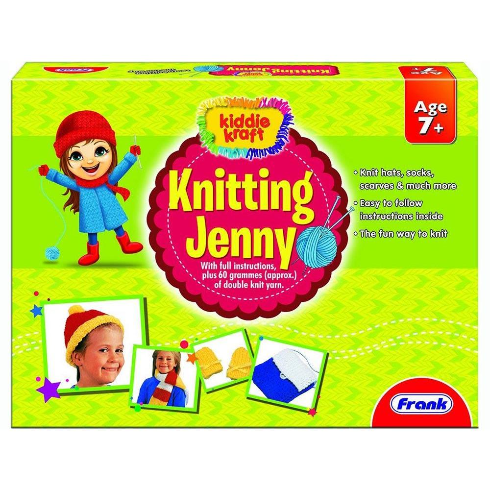 Knitting Jenny - Gamewright - Hugs For Kids