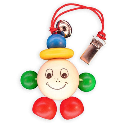 Gepetto Toycraft For Baby Bo Jangles Wooden Teether kids-children-mums-parenting-toyshop-fun kids-children-mums-parenting-toyshop-fun