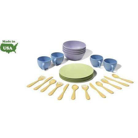 Dish Set - Green Toys - Hugs For Kids