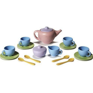 Green Toys To Play Tea Set kids-children-mums-parenting-toyshop-fun kids-children-mums-parenting-toyshop-fun