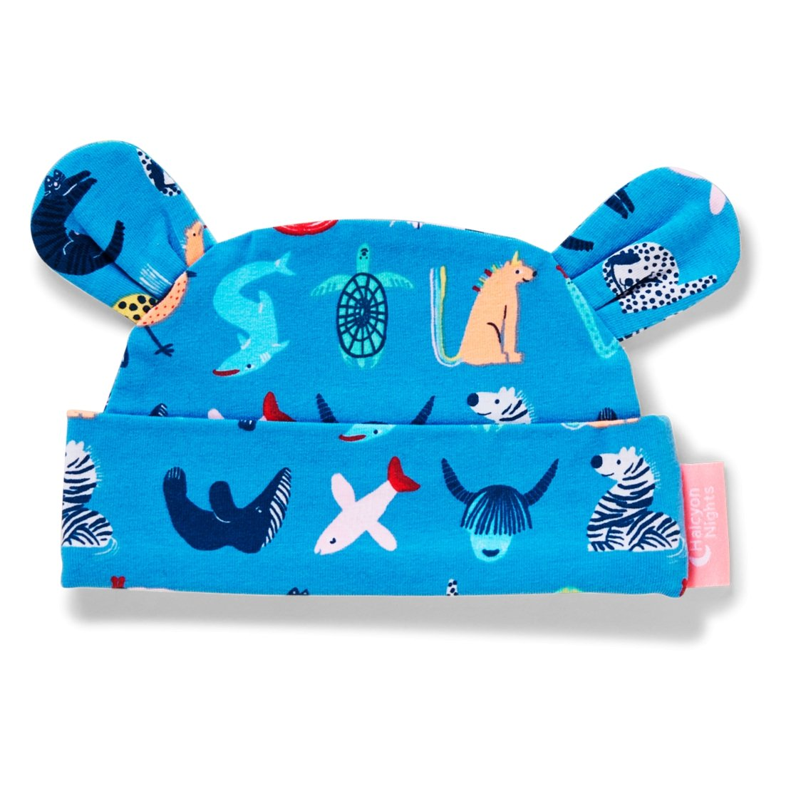 ABC Animals Twilight Hat - Halcyon Nights - Hugs For Kids