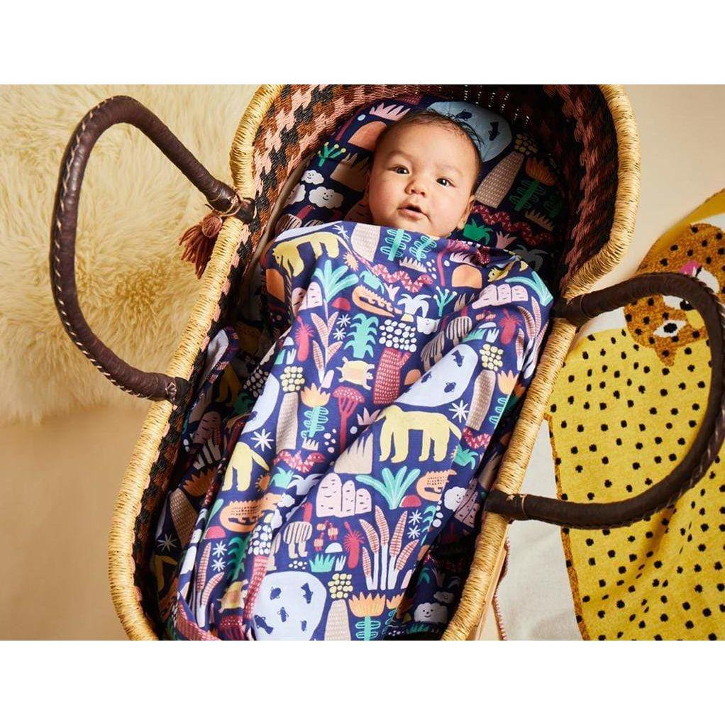 Halcyon Nights Baby Clothes Kakadu Wrap kids-children-mums-parenting-toyshop-fun kids-children-mums-parenting-toyshop-fun