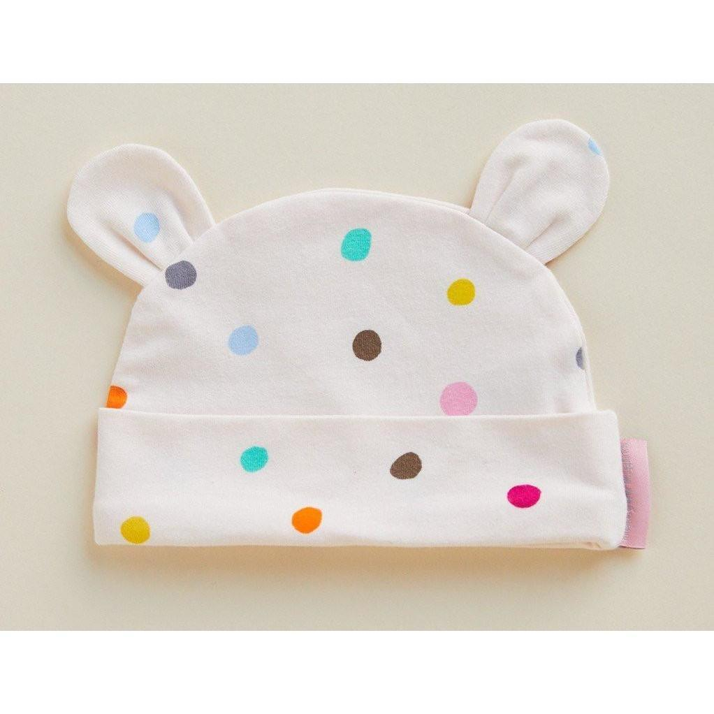 Halcyon Nights For Baby 0-3M Jelly Print Hat kids-children-mums-parenting-toyshop-fun kids-children-mums-parenting-toyshop-fun