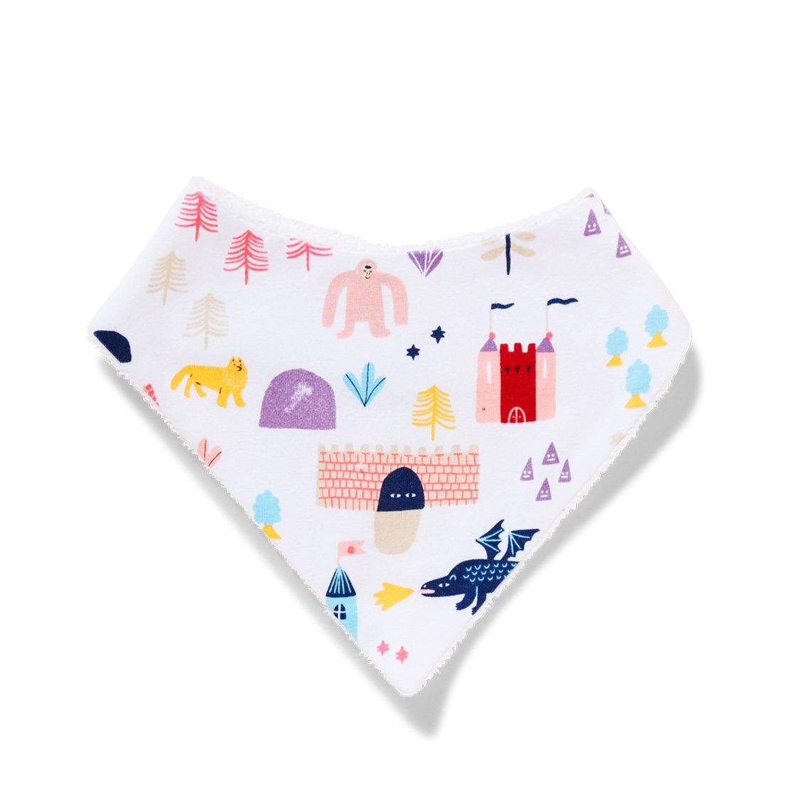 Wild Wood Yoyo Bib - Halcyon Nights - Hugs For Kids