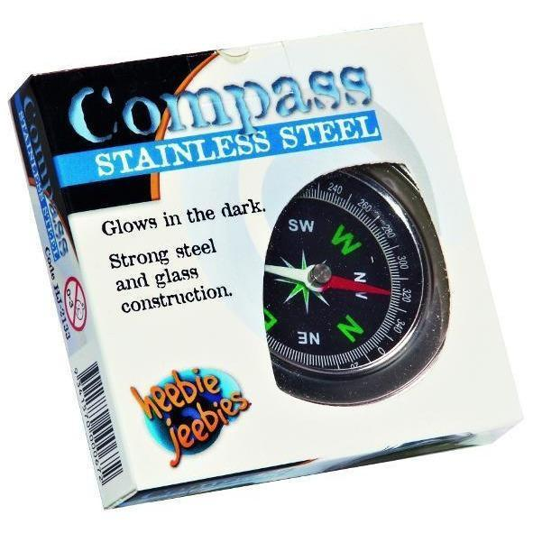 Compass Stainless - Heebie Jeebies - Hugs For Kids