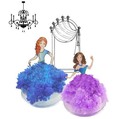 Make Your Own Crystal Princesses - Huckleberry - Hugs For Kids