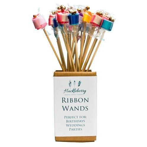Multi Ribbon Wands - Huckleberry - Hugs For Kids