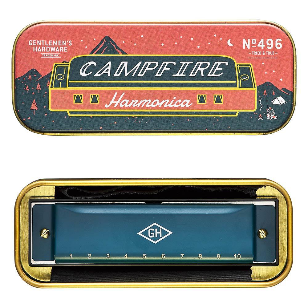 Campfire Harmonica - Hugs For Kids - Hugs For Kids