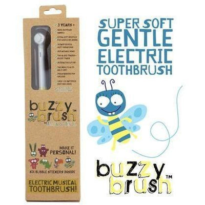 Buzzy Brush Musical Toothbrush - Jack n Jill - Hugs For Kids