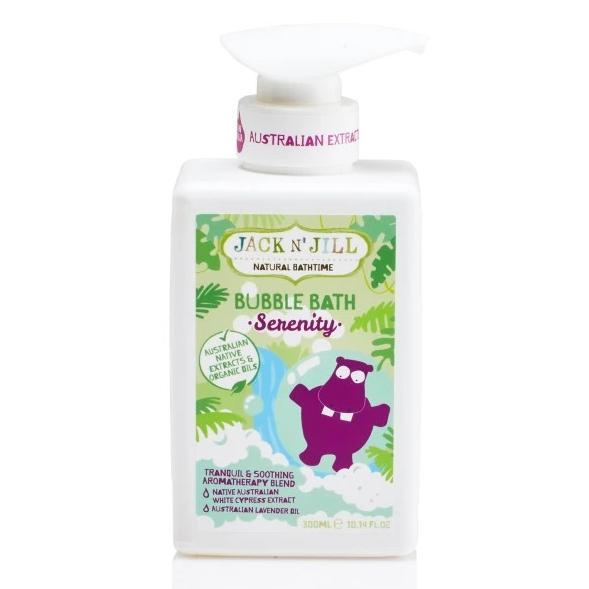Natural Bubble Bath 300ml - Jack n Jill - Hugs For Kids