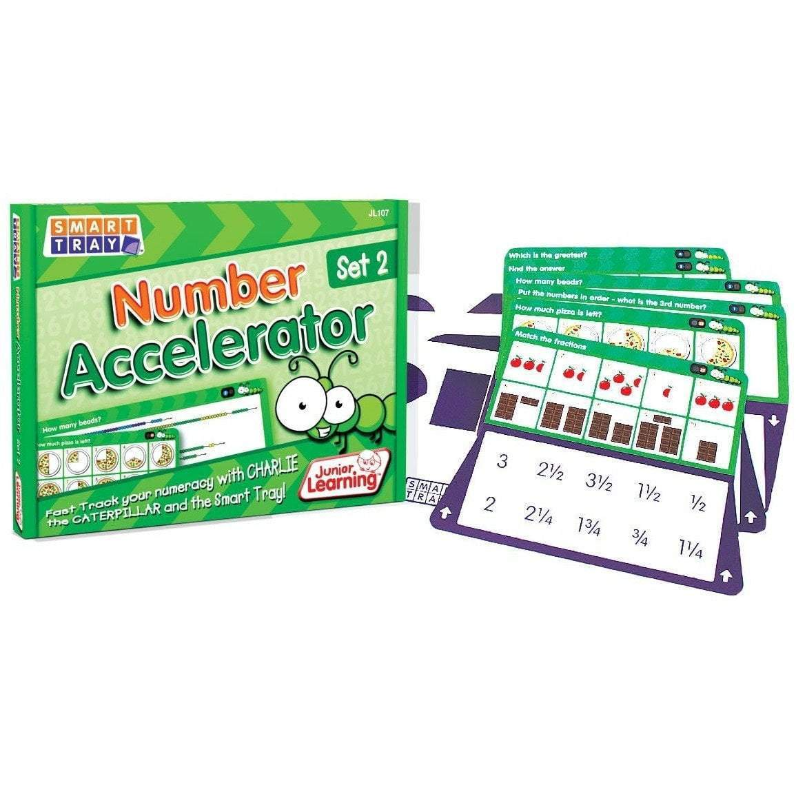 Number Accelerator 2 - Junior Learning - Hugs For Kids