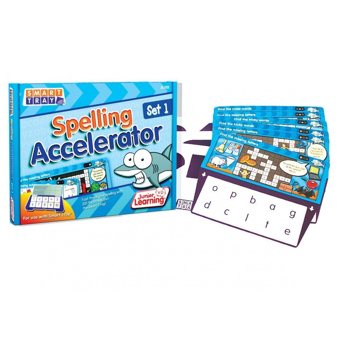 Spelling Accelerator - Junior Learning - Hugs For Kids