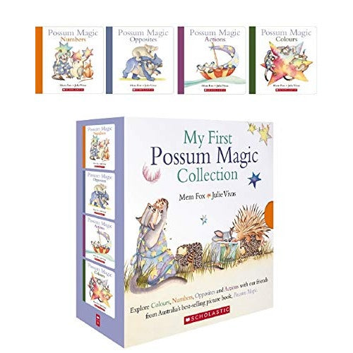 My First Possum Magic Collection Box Set