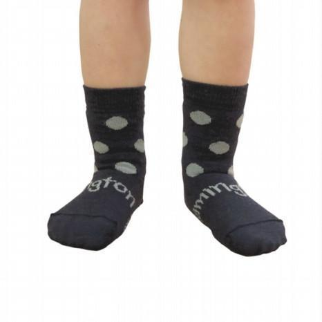 Merino Crew Sock - Archer - Lamington - Hugs For Kids