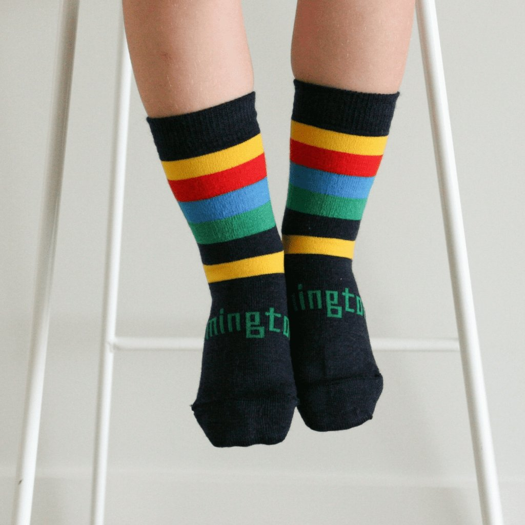 Merino Socks - Boat Shed - Lamington - Hugs For Kids