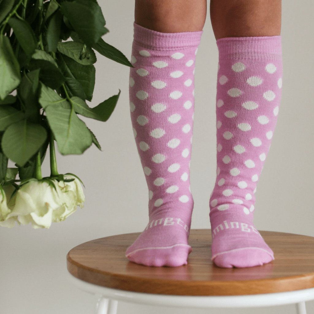 Merino Socks - Gelato - Lamington - Hugs For Kids