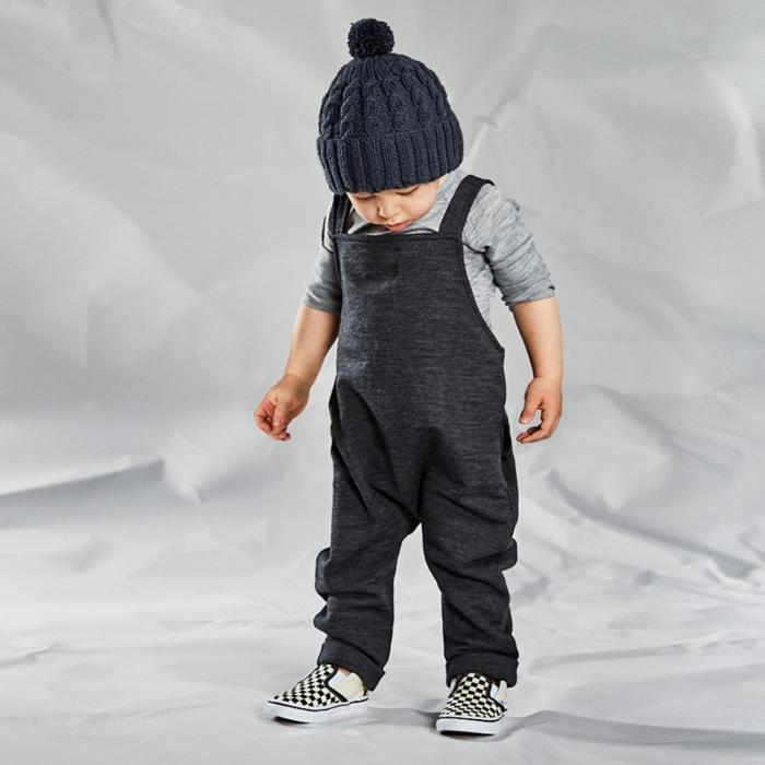 Beckett Dungaree - Little Flock of Horrors - Hugs For Kids