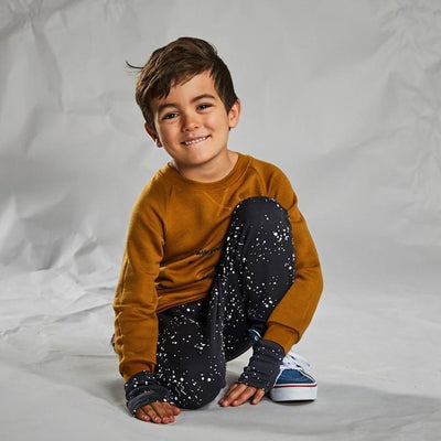 Blaze Merino Handwarmers - Little Flock of Horrors - Hugs For Kids