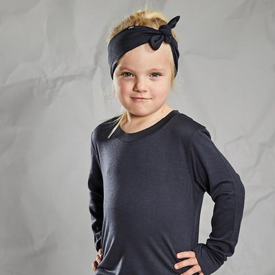 Darcy Merino Headband - Little Flock of Horrors - Hugs For Kids