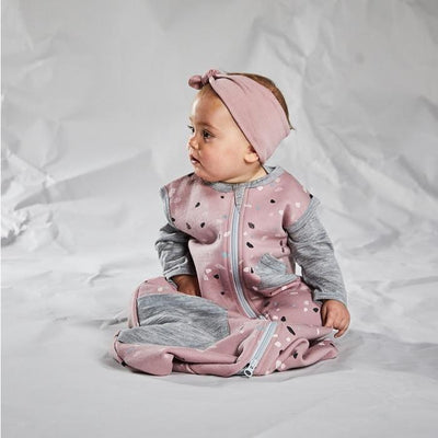 Game Changer Merino Sleepsack - Little Flock of Horrors - Hugs For Kids
