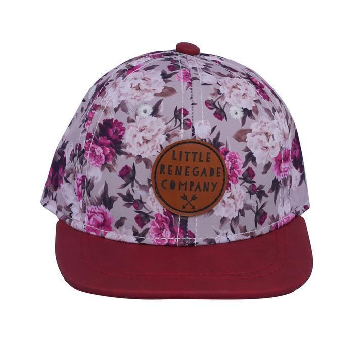 Blooming Berry Cap - Little Renegade - Hugs For Kids