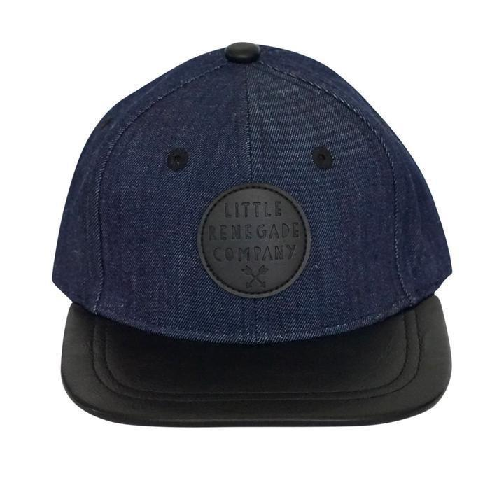 Midnight Denim Cap - Little Renegade - Hugs For Kids