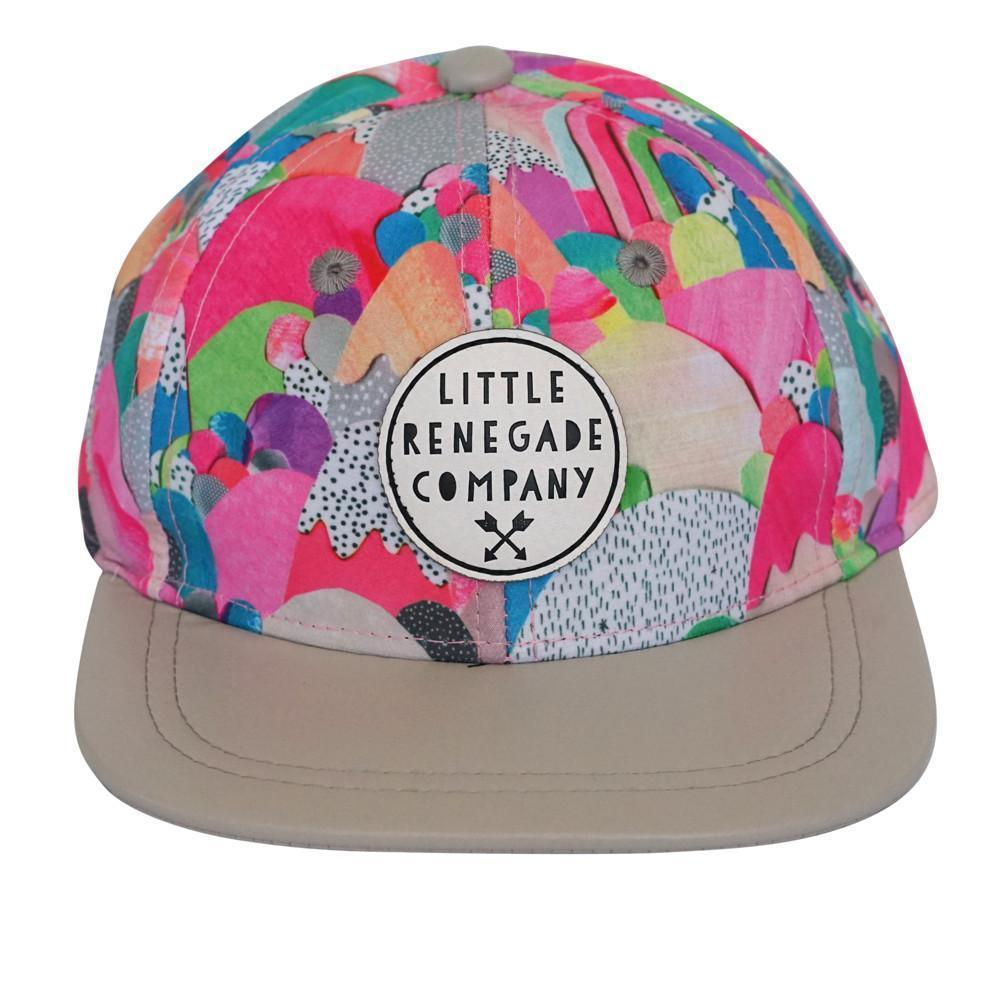 Sugar Mountains Cap - Little Renegade - Hugs For Kids