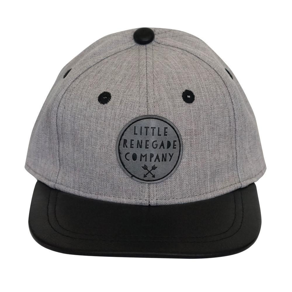 Wolf Grey Cap - Little Renegade - Hugs For Kids
