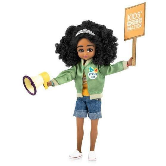 Kid Activist Lottie Doll - Lottie - Hugs For Kids