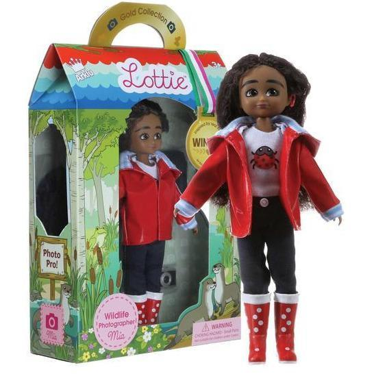 Lottie Doll - Mia Photographer - Lottie - Hugs For Kids
