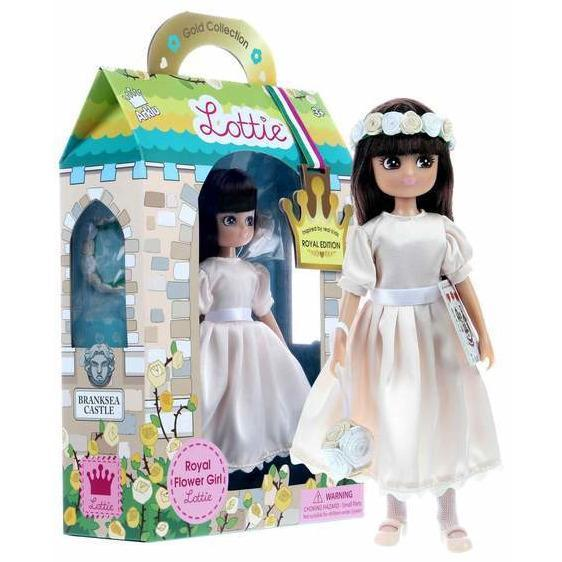 Lottie Doll - Royal Flower Girl - Lottie - Hugs For Kids