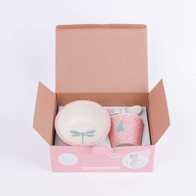Baby Bowl Set - Fairy - Love Mae - Hugs For Kids