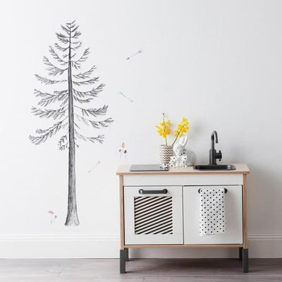 Build A Pine Tree Decals - Love Mae - Hugs For Kids
