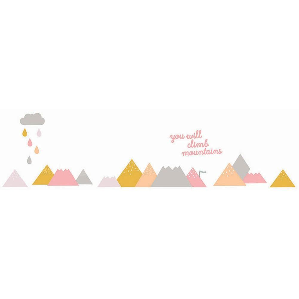 Climb Mountains - Pinks - Love Mae - Hugs For Kids