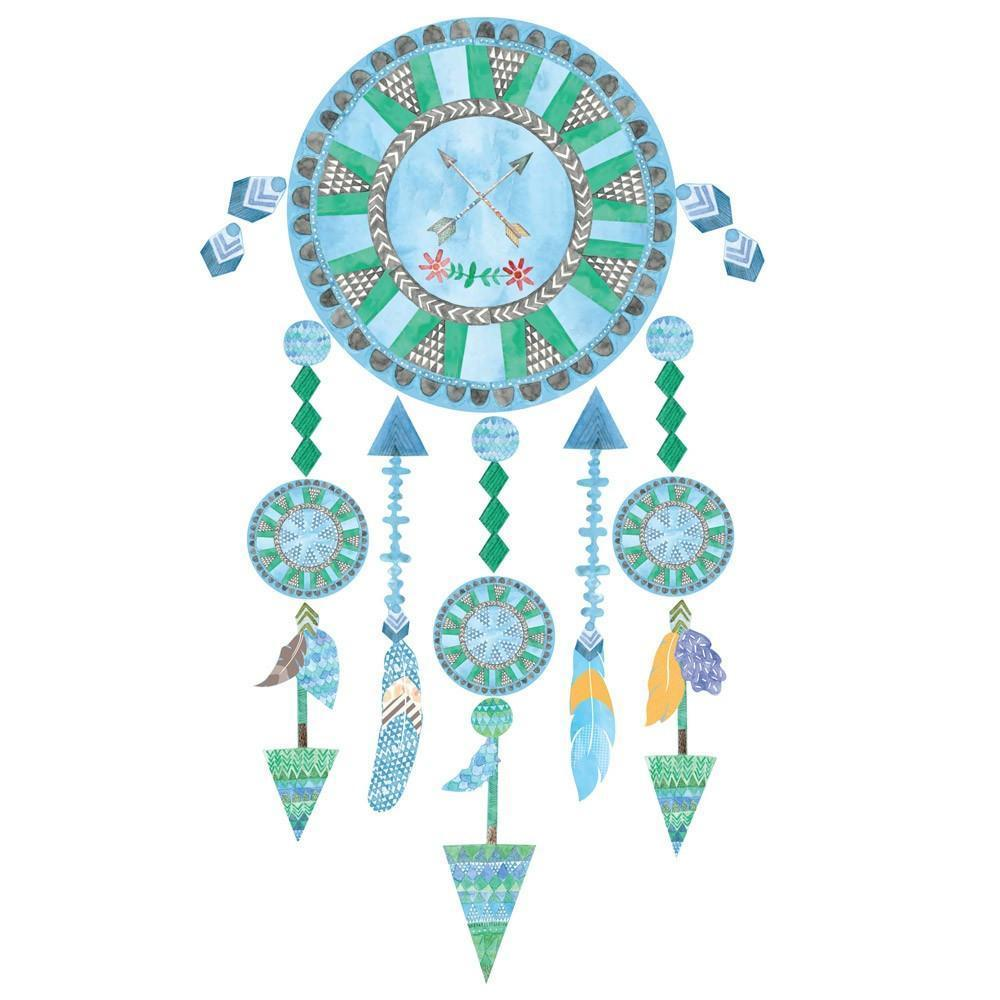 Dreamcatcher Decals Blues - Love Mae - Hugs For Kids